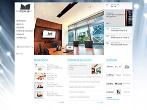 Media Go Corporate Website