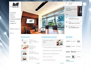 Media Go Corporate Website
