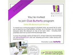 Club Joining Invitation
