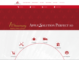 Apple Solution Website
